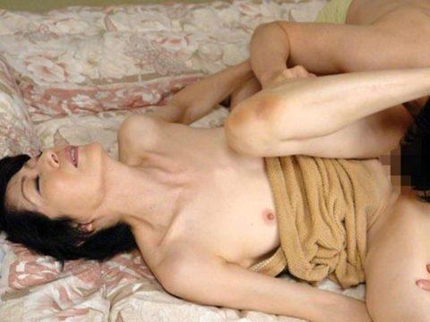【六十路】人生の2/3を終えた女のエロ画像。これはキツイ・・・(34枚)・16枚目