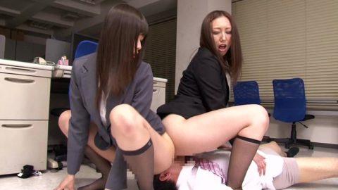 【画像】ドSな女子社員だらけの職場だったらこうなる。。倒産するわwwww・21枚目