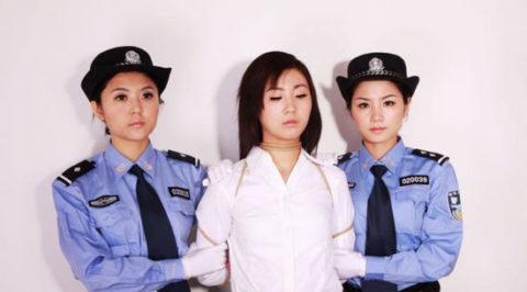 【閲覧注意】中国の女性死刑囚、エロいのにブッ殺される・・・(画像あり)・24枚目