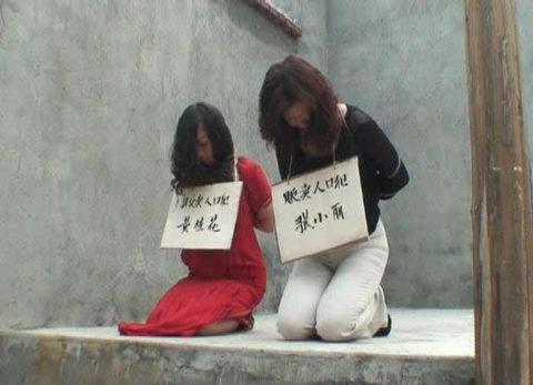 【閲覧注意】中国の女性死刑囚、エロいのにブッ殺される・・・(画像あり)・31枚目