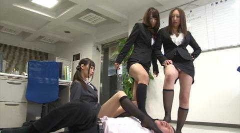 【画像】ドSな女子社員だらけの職場だったらこうなる。。倒産するわwwww・35枚目