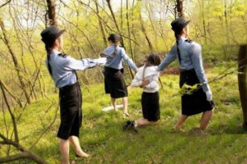 【閲覧注意】中国の女性死刑囚、エロいのにブッ殺される・・・(画像あり)・6枚目