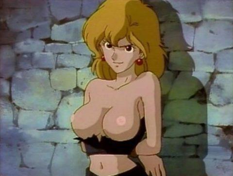 地上波で放送されたアニメ番組のエロシーンだけを集めた画像集。(65枚)・33枚目