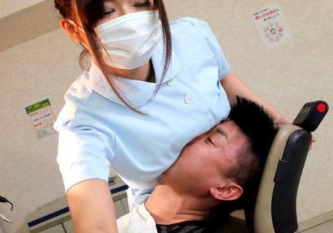 【おっぱい】歯医者で唯一の勃起案件がこちら。ホント止めてほしいわwwwww(画像あり)・12枚目