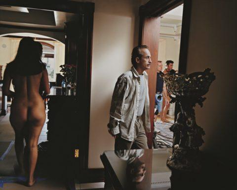 【エロ画像】ガチでオープンすぎる海外ポルノの撮影現場の風景がこちら。(21枚)・13枚目