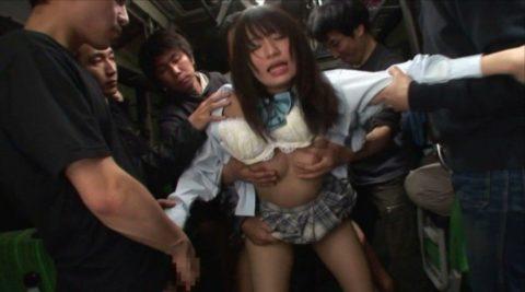 【レイプ】どう見てもガチとしか思えない強姦画像。女の表情が・・・・31枚目