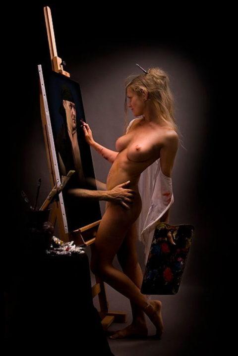 芸術家「これは、アートです!」ただただエロい芸術をご覧ください。(37枚)・33枚目
