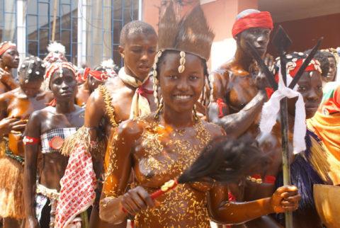 【おっぱい】ギニア人女性の正しく成長した「神乳」この身体はエロい・・・(33枚)・4枚目