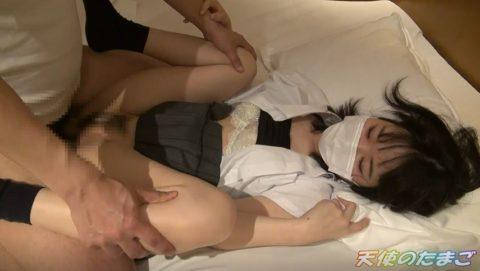 【148㎝】小柄な制服女子学生のガチハメ撮り映像そのまま販売に・・・(動画)・19枚目