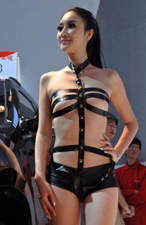 ガチでハイレベルな中国・台湾のキャンギャルのエロ画像集(38枚)・12枚目