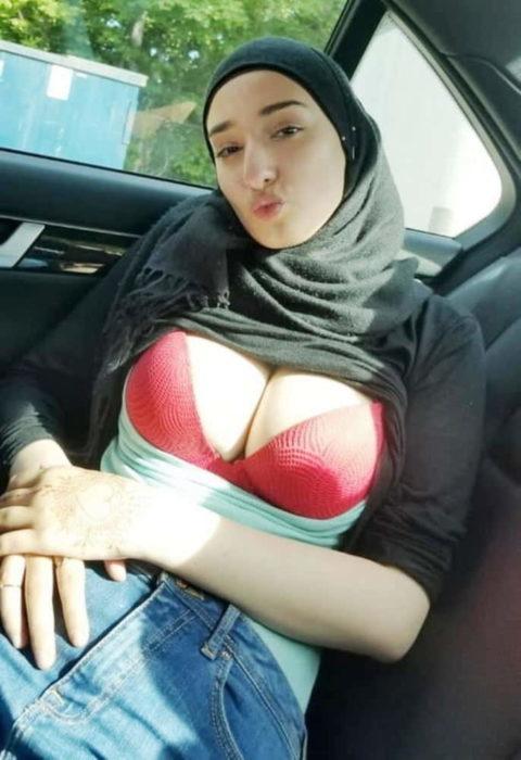 【神ボディー】想像以上のエロい身体のイスラム美女のエロ画像集。38枚・14枚目