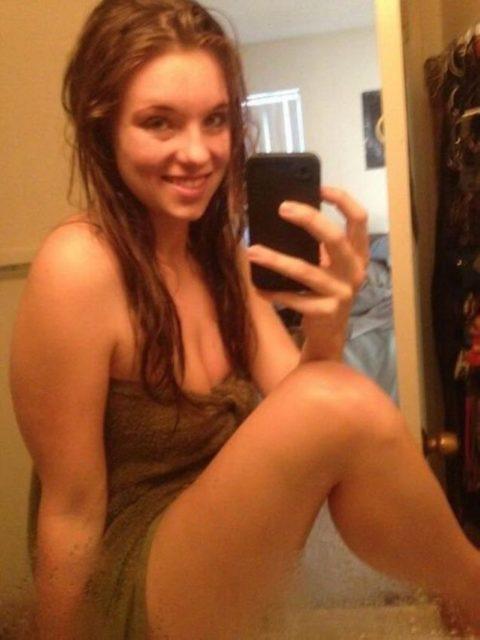 【素人】「お風呂上がりなう。」ってSNSに投稿するイタすぎる女さんまとめwwwwww(40枚)・14枚目