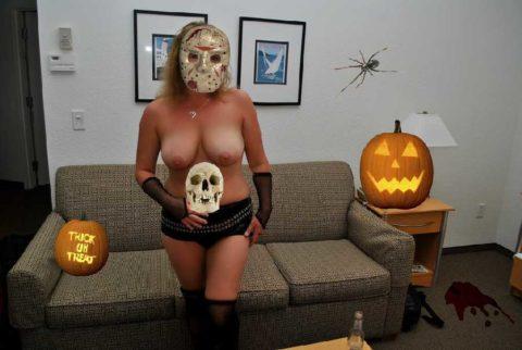 ハロウィンで仮装する露出狂のコスチュームをご覧下さいwwwwwww(画像あり)・14枚目