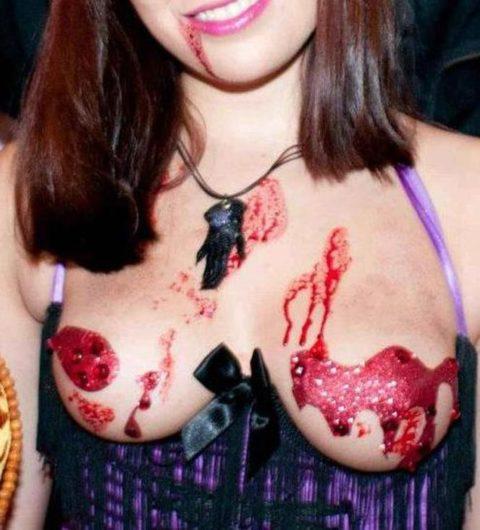 ハロウィンで仮装する露出狂のコスチュームをご覧下さいwwwwwww(画像あり)・17枚目