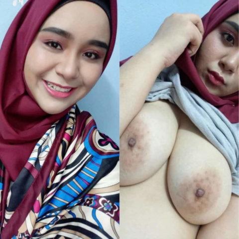 【神ボディー】想像以上のエロい身体のイスラム美女のエロ画像集。38枚・18枚目