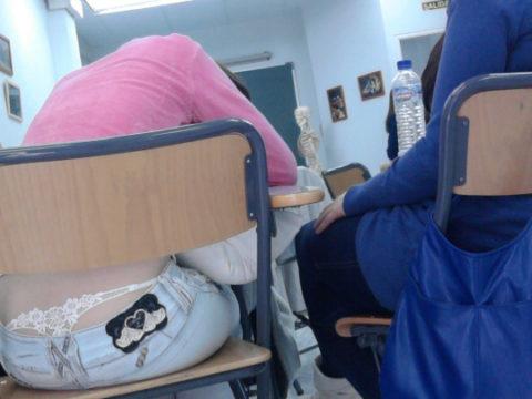 【素人】同級生の女子生徒を撮影して晒す鬼畜男子が有能すぎたwwwww(画像あり)・25枚目