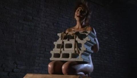 【調教】「石抱き拷問」とかいうプレイ、これ興奮する奴いるの?wwwwww(画像あり)・6枚目
