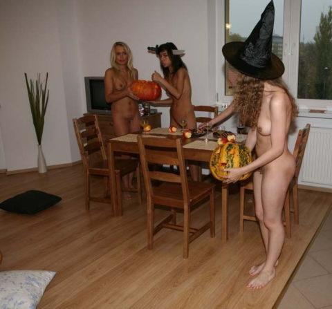 ハロウィンで仮装する露出狂のコスチュームをご覧下さいwwwwwww(画像あり)・9枚目