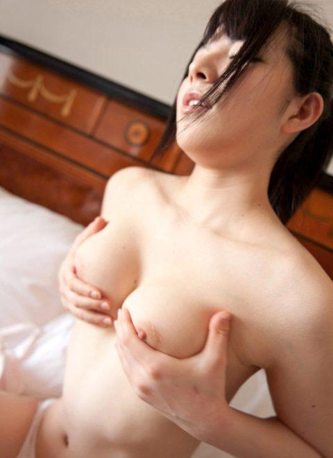 巨乳まんさん、おっぱい自慢する時の手法が8割コレだよな?wwwwww(26枚)・10枚目