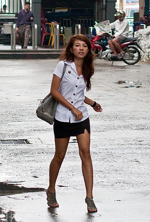 タイの女子大生さん、世界屈指の美貌を見せつける。(画像44枚)・11枚目