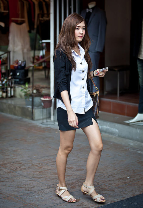 タイの女子大生さん、世界屈指の美貌を見せつける。(画像44枚)・15枚目