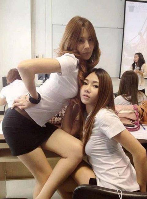 タイの女子大生さん、世界屈指の美貌を見せつける。(画像44枚)・16枚目
