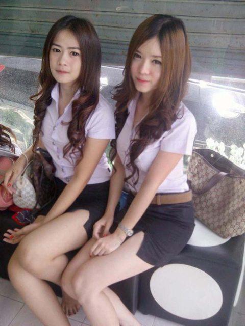 タイの女子大生さん、世界屈指の美貌を見せつける。(画像44枚)・18枚目