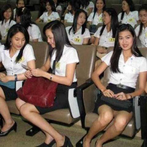 タイの女子大生さん、世界屈指の美貌を見せつける。(画像44枚)・22枚目