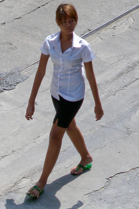 タイの女子大生さん、世界屈指の美貌を見せつける。(画像44枚)・24枚目
