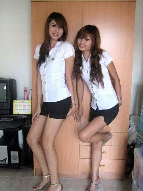 タイの女子大生さん、世界屈指の美貌を見せつける。(画像44枚)・28枚目