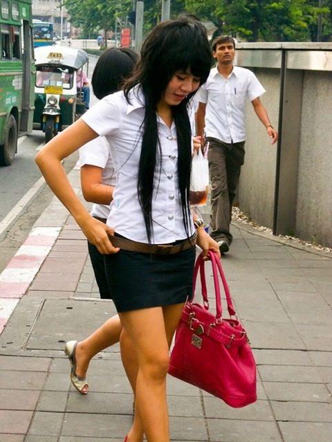 タイの女子大生さん、世界屈指の美貌を見せつける。(画像44枚)・34枚目