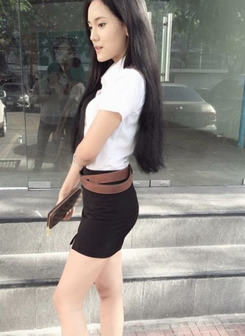 タイの女子大生さん、世界屈指の美貌を見せつける。(画像44枚)・4枚目