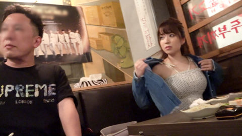 【素人】MGS独占セール「10/25まで」美女で美巨乳な素人女さん、男優のチンポでイキ倒すwwww(動画)・1枚目
