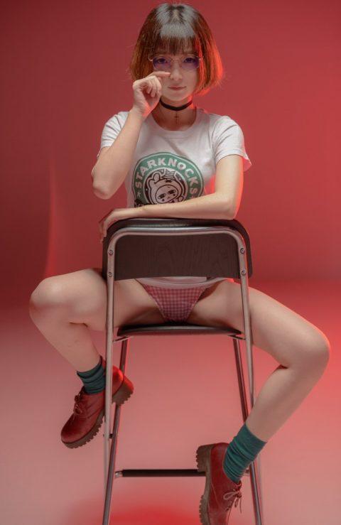 中国一エロいコスプレイヤー、「蜜柚」とかいう女子がこちら。(72枚)・31枚目