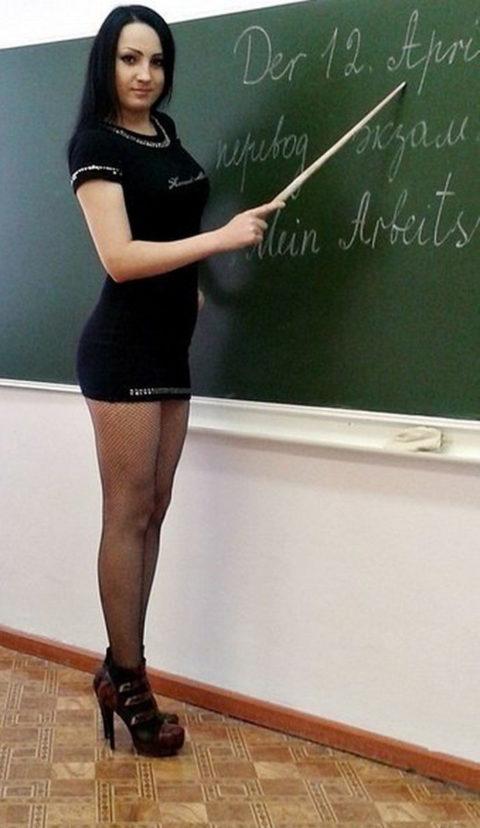 【女教師】高校や大学ならレイプされそうなロシアの先生たち。エロすぎwwwww・32枚目