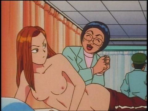 地上波で放送されたアニメ番組のエロシーンだけを集めた画像集。(65枚)・12枚目
