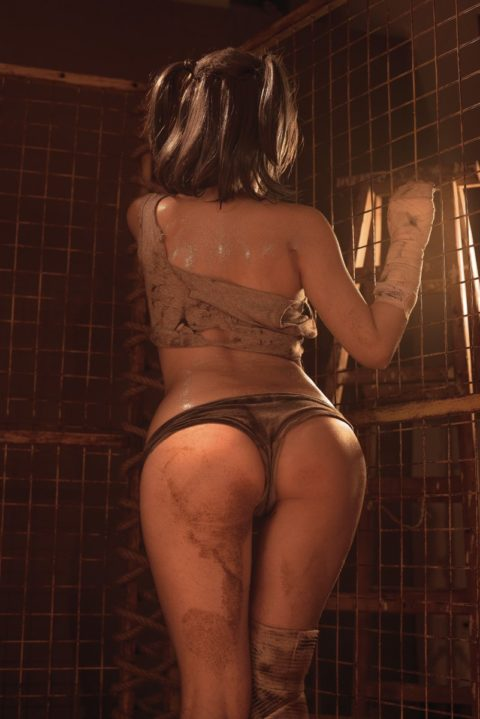 中国一エロいコスプレイヤー、「蜜柚」とかいう女子がこちら。(72枚)・39枚目