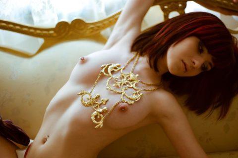 生粋の赤毛美女がヌードになるとこうなります。パツキンとは違うエロさがあるwwwww(29枚)・29枚目