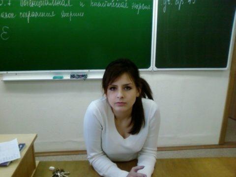 【女教師】高校や大学ならレイプされそうなロシアの先生たち。エロすぎwwwww・51枚目