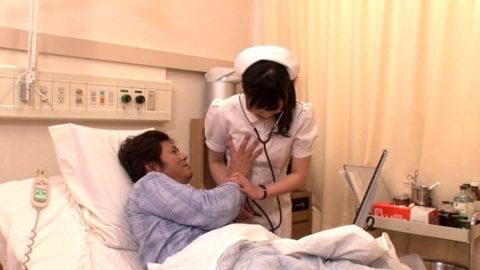 【フェチ画像】男が入院したら絶対に妄想するナースとのシチュエーションがこれwwwww・20枚目