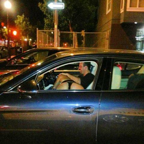 カーセックスカップル、車外からまんまと盗撮されるwwガッツリ刺さってるやんwwwww(エロ画像)・23枚目