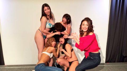 セクシー女優の「ヤリマンナイト企画」過剰なファンサービス…これはアカンwwwwww(エロ画像)・6枚目