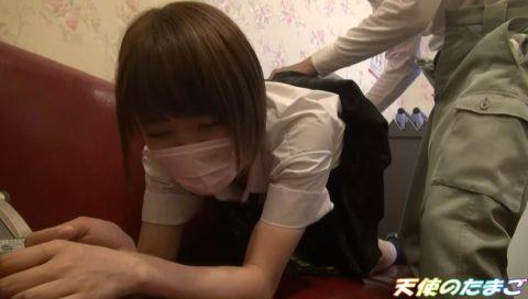【※動画】小さなマンコにデカチンをネジ込まれたJKさんの反応。。・16枚目