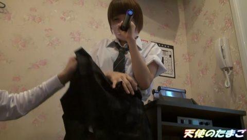 【※動画】小さなマンコにデカチンをネジ込まれたJKさんの反応。。・9枚目