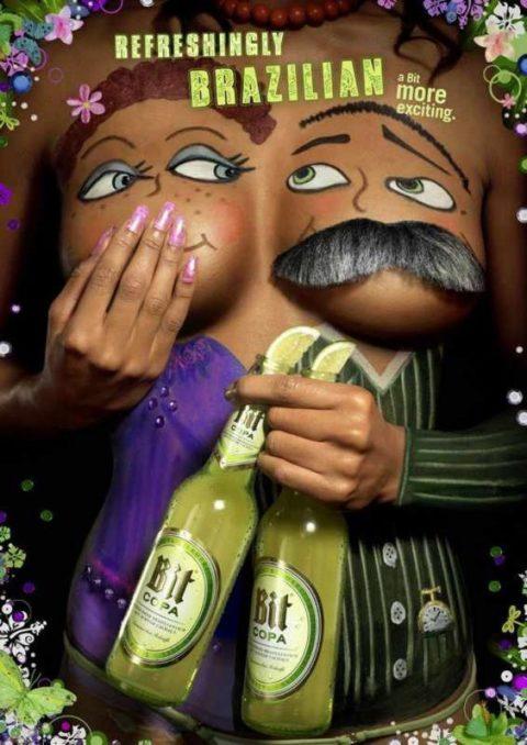 【エロ画像】ガチでエロすぎる広告画像集。おっぱいデカすぎて草wwwwww・15枚目