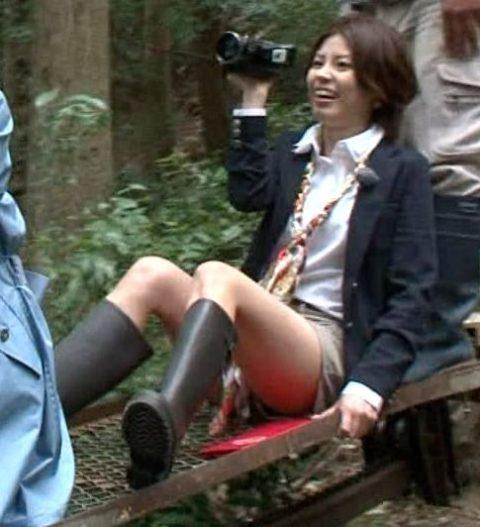 【神田愛花】バナナマン日村の嫁、超ド級のハプニングを経験してたwwwwww(エロ画像)・8枚目