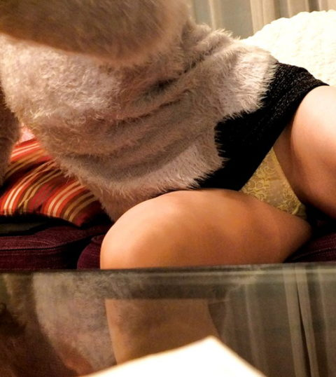 「妻の下着がこちらです。」家庭内で盗撮された下着姿、抜けすぎやろwwwww(67枚)・2枚目