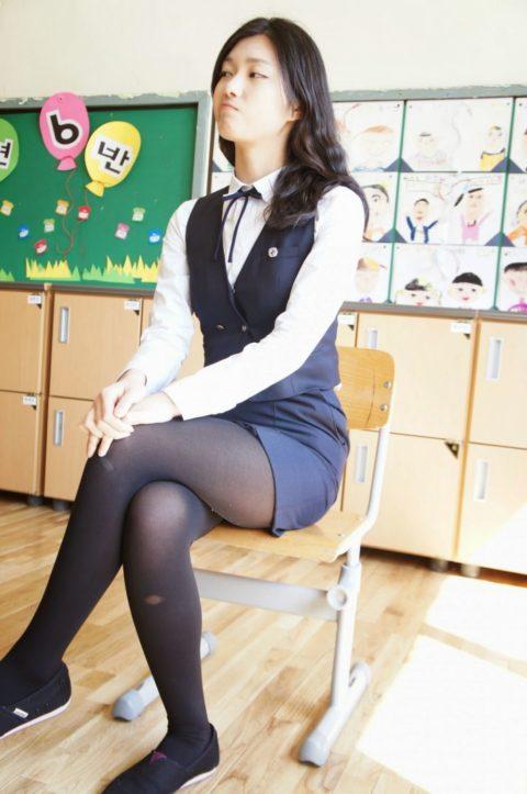 【エロ画像】韓国女子高生の制服…娼婦でエロいと話題にwwwwwww(34枚)・20枚目