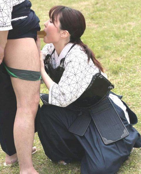 【エロ画像】巨乳剣道女子さん、道着を脱いだらこうなります。。汗ヤバそうwwwww・11枚目