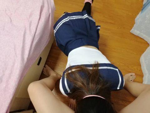 韓国の素人まんさんハメ撮りを元カレに流出される。。これはイイわwwwwww(エロ画像)・15枚目